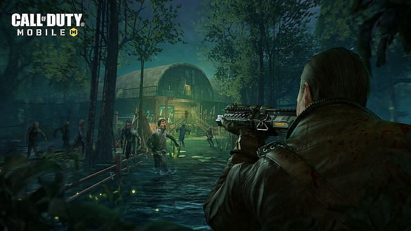 Zombies Mode [Image Via Activision]