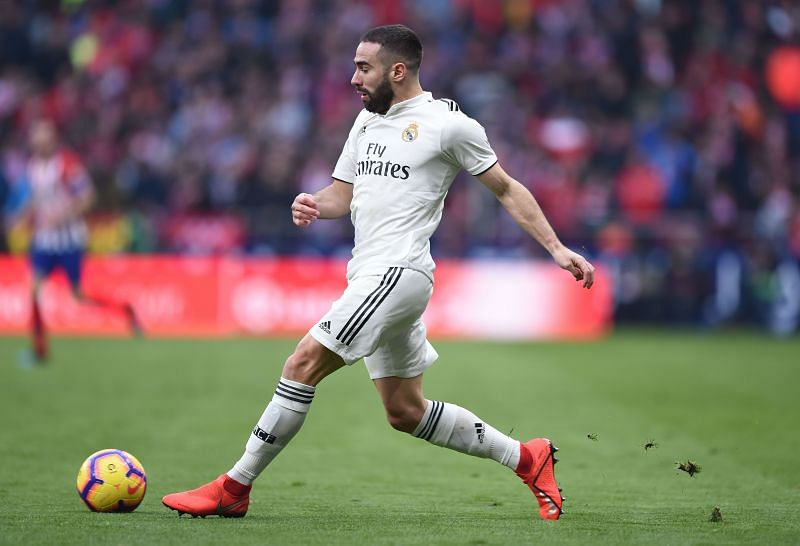 Dani Carvajal made a return from a long injury layout