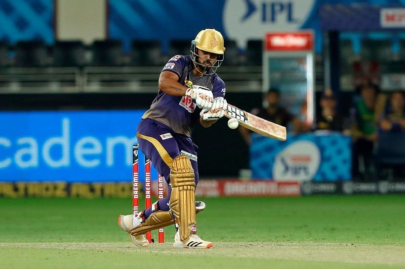 Nitish Rana is an important part of the KKR team. (Image Courtesy: IPLT20.com)