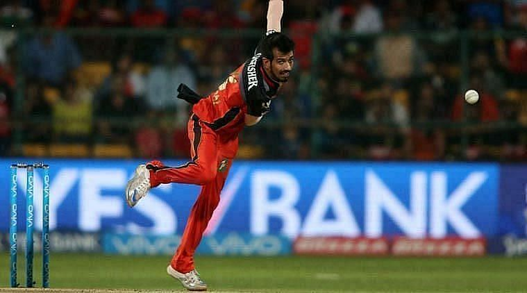 Yuzvendra Chahal will be expected to lead the Royal Challengers Bangalore spin attack