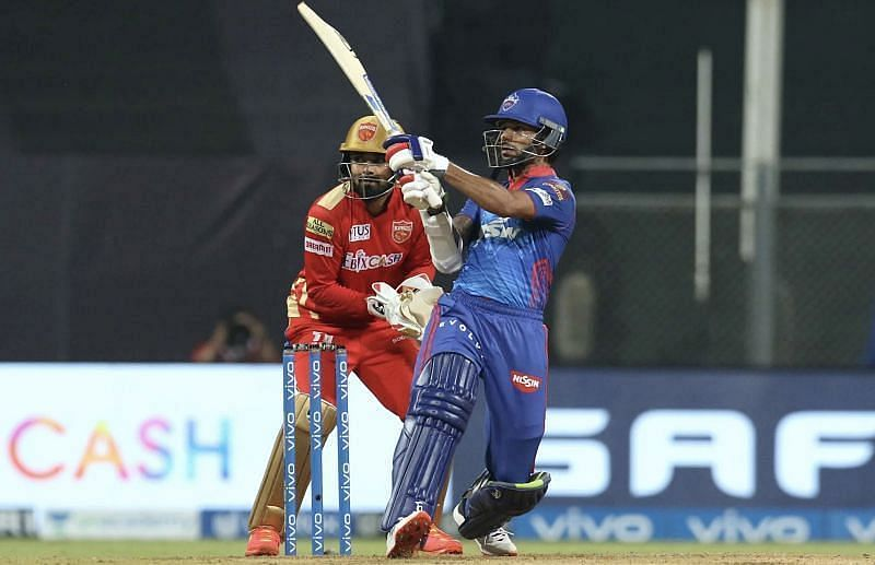 Shikhar Dhawan Pic: IPLT20.COM