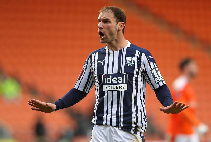 West Bromwich Albion need to win this game