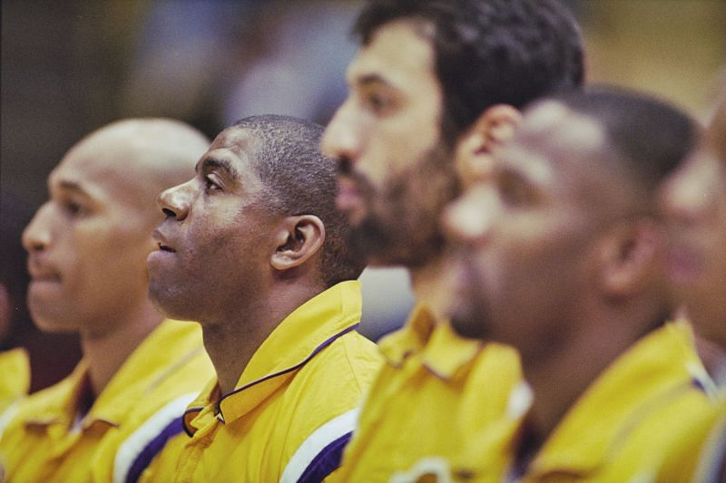 Magic Johnson won a ring in his debut season