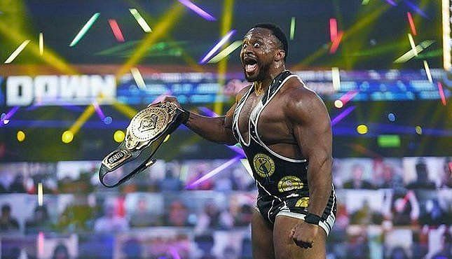 Big E is a two-time WWE Intercontinental Champion