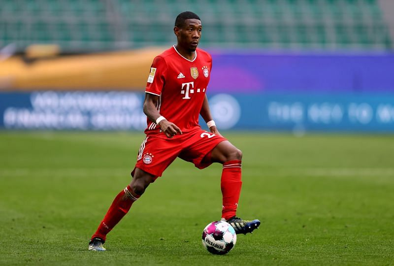 David Alaba has been with Bayern Munich since 2010. (Photo by Martin Rose/Getty Images)