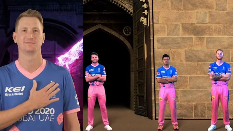 Chris Morris loved the new colors that the Rajasthan Royals will wear in the IPL this year