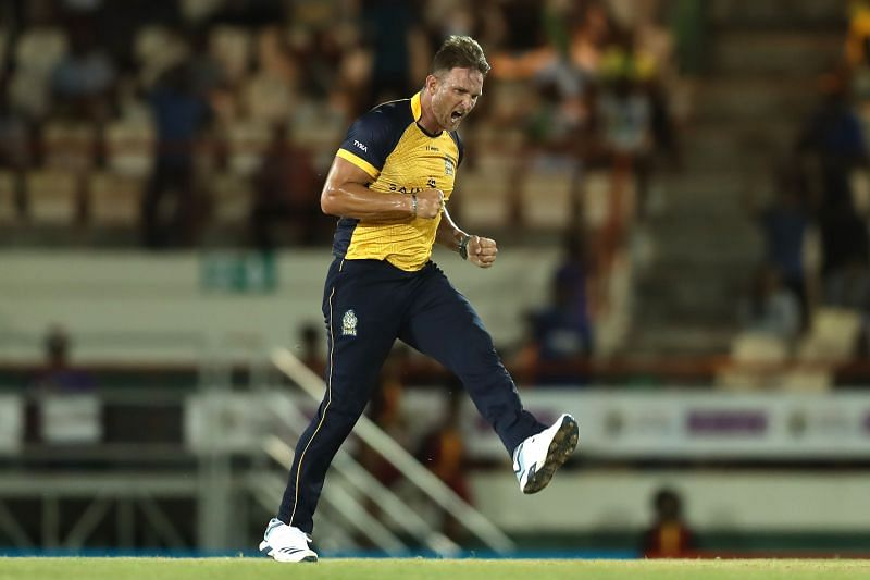 Hardus Viljoen could be an option that the Rajasthan Royals could consider