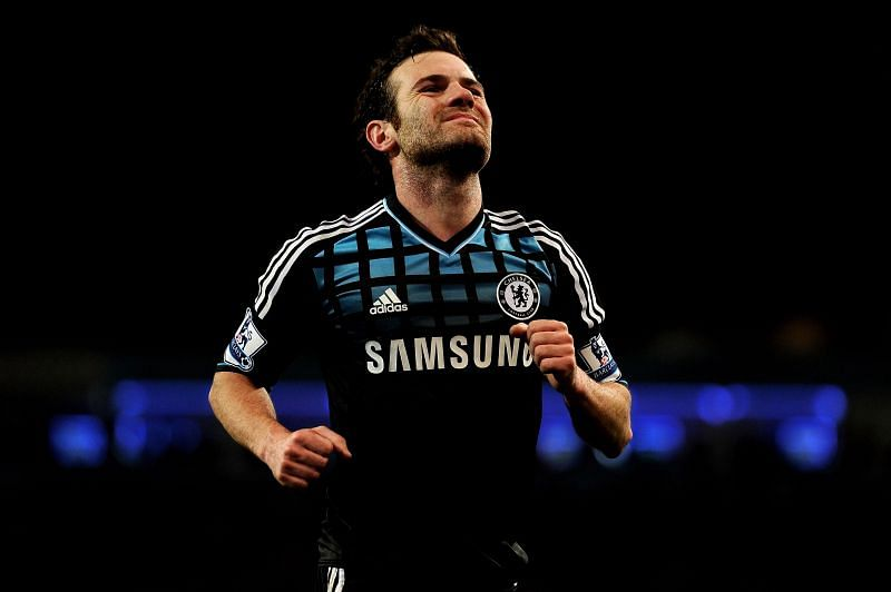 Juan Mata was one of the best attacking midfielders in the league during his time at Chelsea.