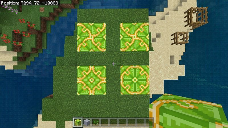 The glazed terracotta is much different than stained terracotta, its texture becomes unique and there are four different unique patterns that can be made with glazed terracotta.
