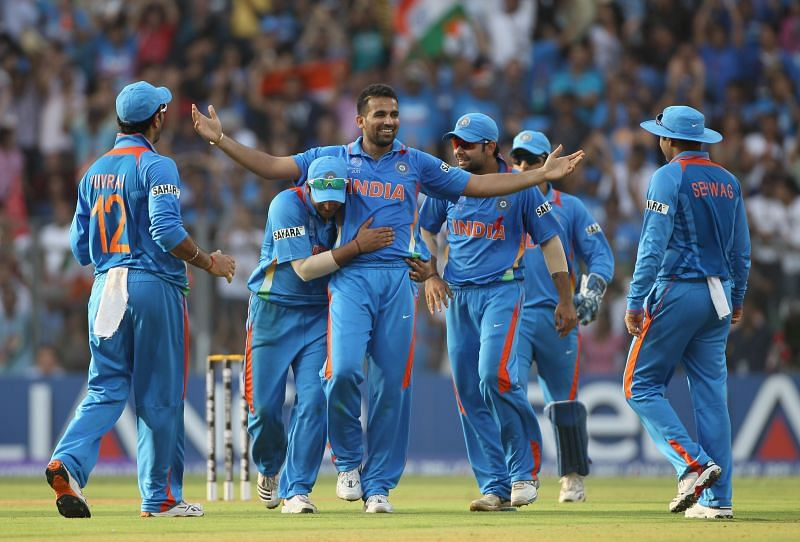 Zaheer Khan turned India