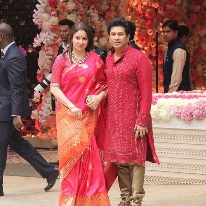 Sachin Tendulkar's Wife