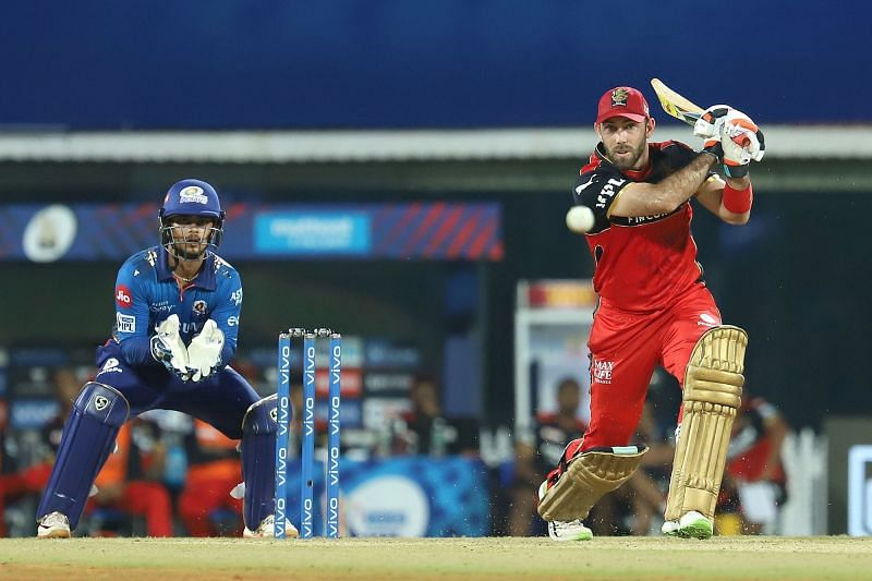 Can Maxwell help RCB get past SRH? (Image Courtesy: IPLT20.com)