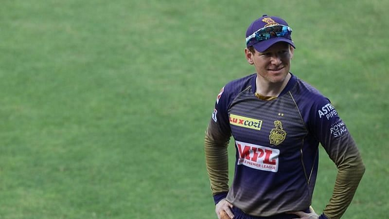 Eoin Morgan will be a happy man after KKR