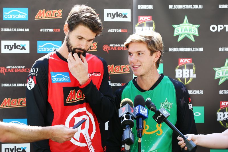 Kane Richardson and Adam Zampa withdrew from IPL 2021 earlier.