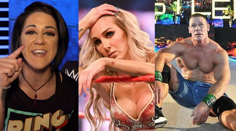 There are several WWE Superstars that should be have a match at WrestleMania