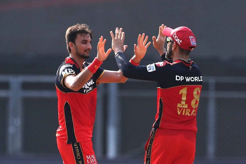 Harshal Patel is atop the bowling charts in IPL 2021 right now (Image Courtesy: IPLT20.com)