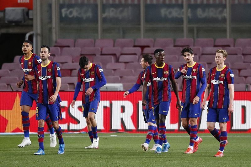 Barcelona secured an important victory