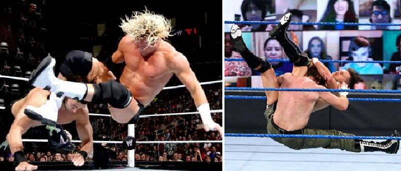 There are several signature moves in WWE at present that should be seen as finishers