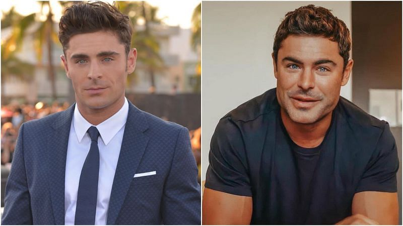 Has Zac Efron gone under the knife?