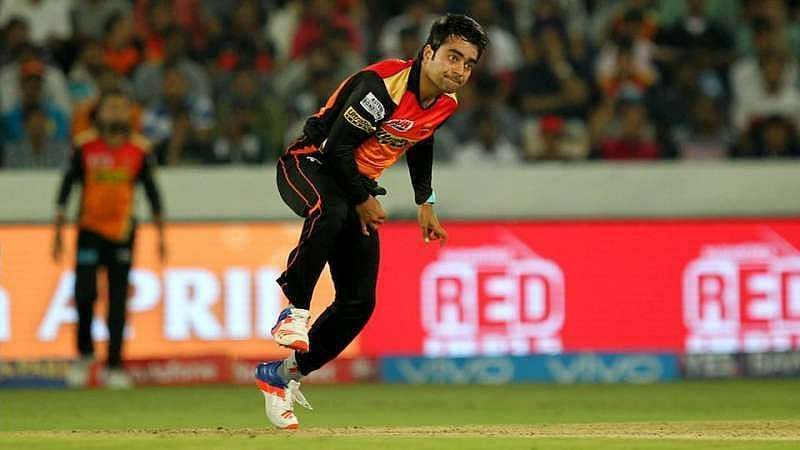 Rashid Khan will look to exploit the DC middle order
