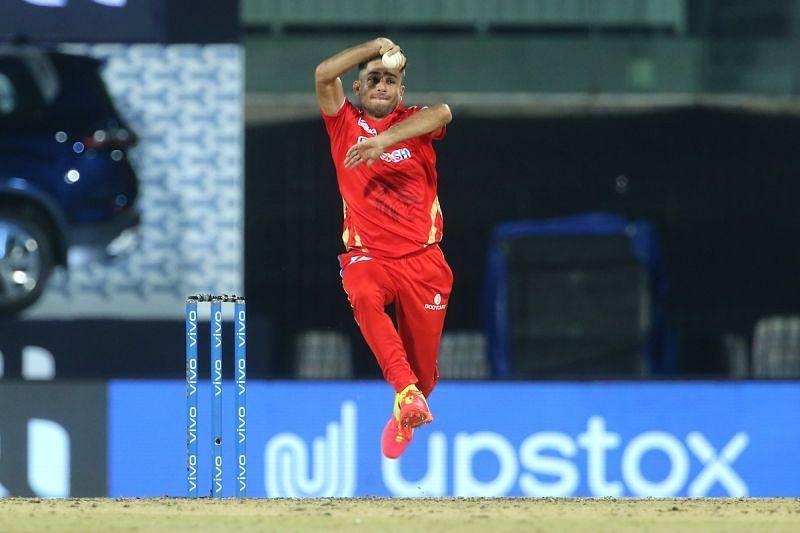 PBKS leg-spinner Ravi Bishnoi Pic:IPLT20.COM