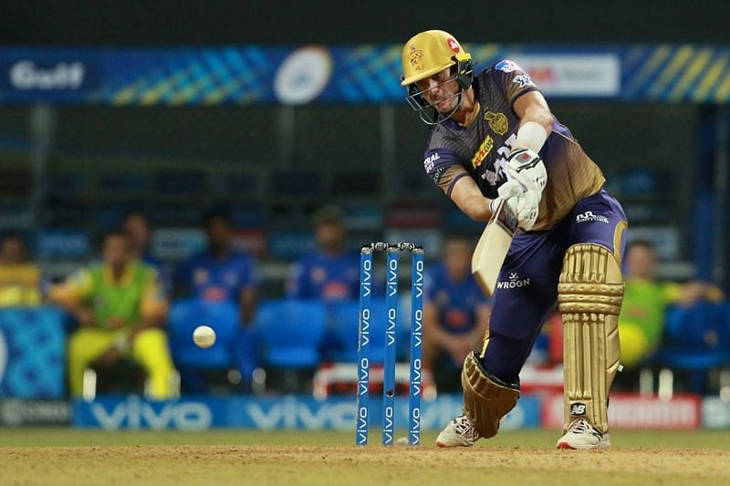 Pat Cummins almost pulled off a spectacular win for KKR. (Image Courtesy: IPLT20.com)