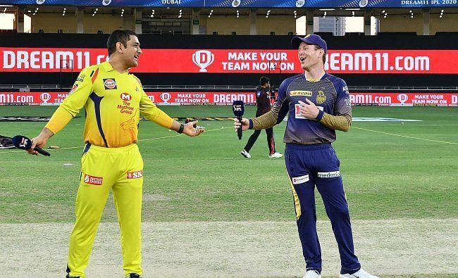 A win tonight will take CSK to the summit of the IPL 2021 table [Credits: IPL]