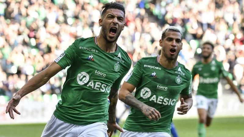 Saint-Etienne will be hoping for a positive result this weekend against Brest