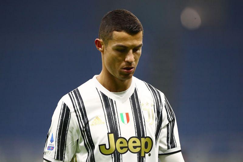 Cristiano Ronaldo looks set to depart Juventus in the summer.