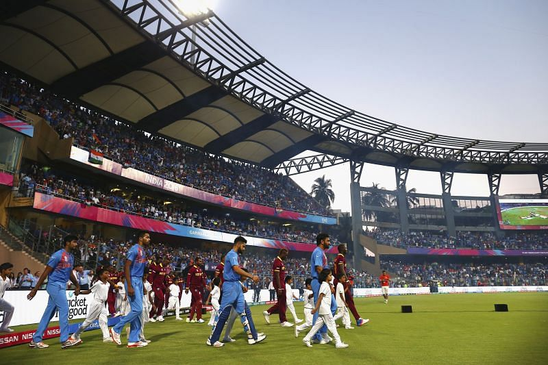 2016 World T20 Semi-Final: West Indies v India at Wankhede Stadium