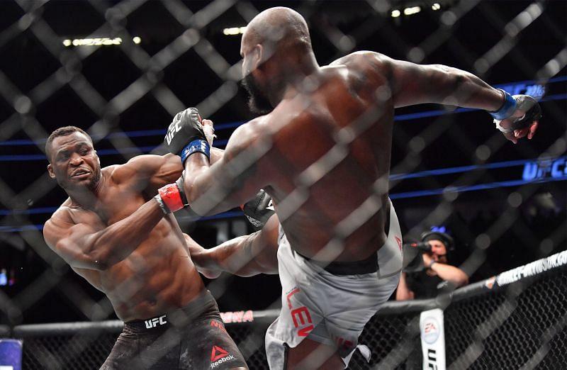 UFC 226: Ngannou v Lewis