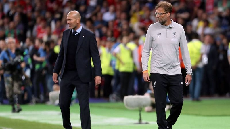 Real Madrid vs Liverpool is the UCL game to look out for this week