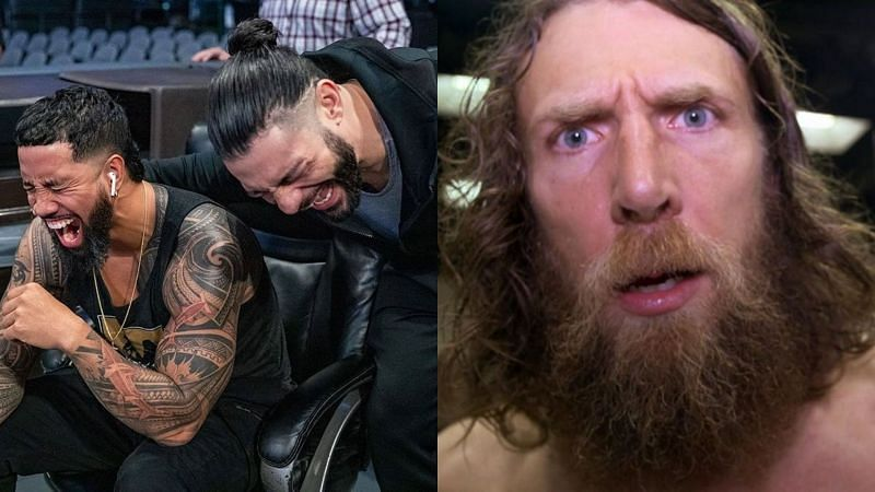 Daniel Bryan made Roman Reigns tap out at Fastlane 2021, or did he?