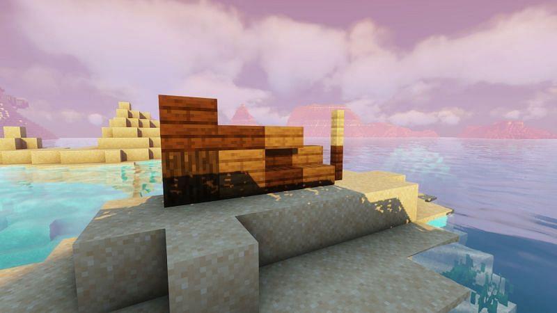 Finding location in Minecraft