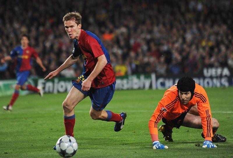 Barcelona v Chelsea - UEFA Champions League semi-final