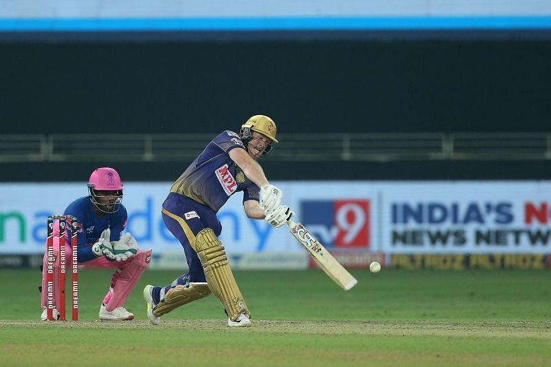Both RR and KKR will look to end the Mumbai leg of their campaign with a win. (Image Courtesy: IPLT20.com)