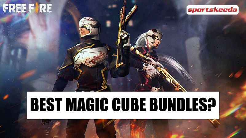 Magic Cube bundles are exclusive items in Free Fire