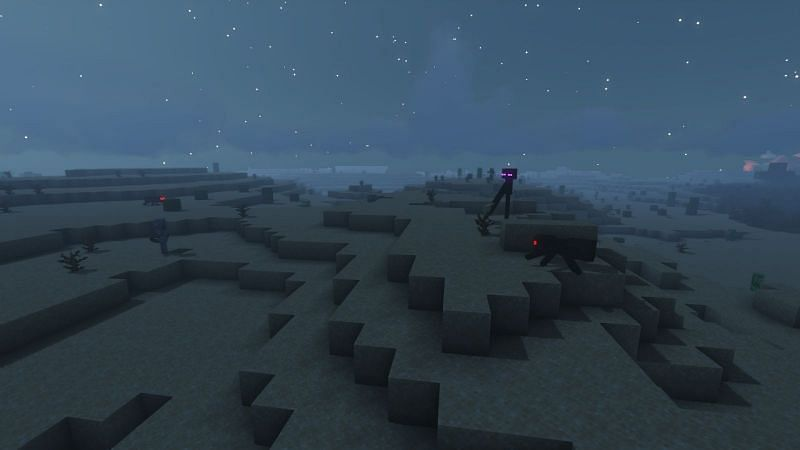 The Spawner Mob Farm will be built around these Mob Spawners.