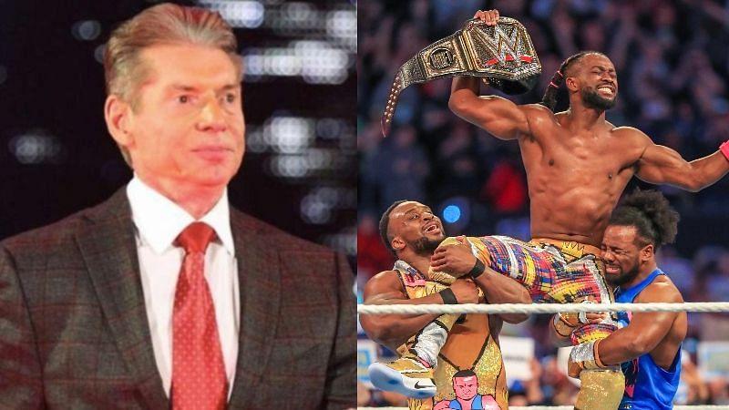 विंस मैकमैहन और WWE चैंपियंस