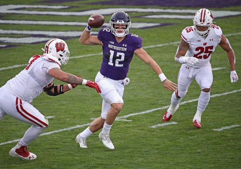 Wisconsin v Northwestern