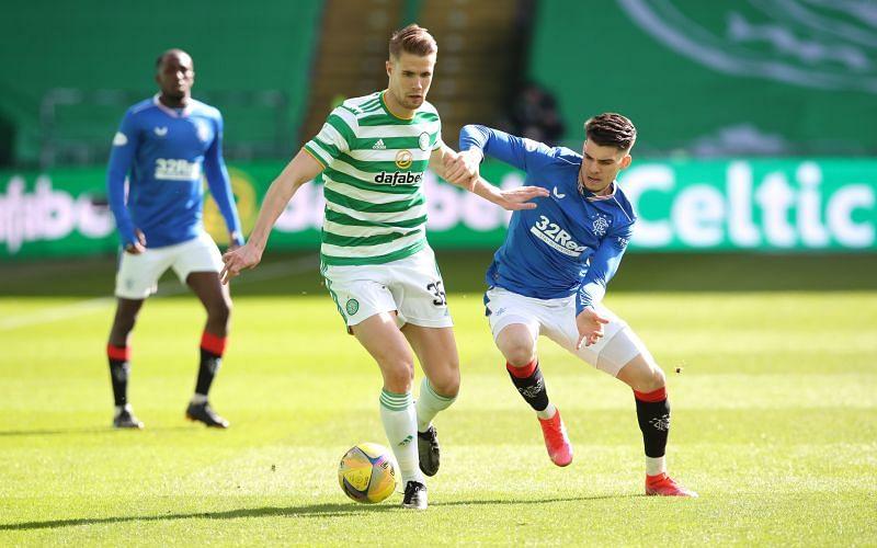 Rangers welcome Celtic to the Ibrox Stadium on Sunday