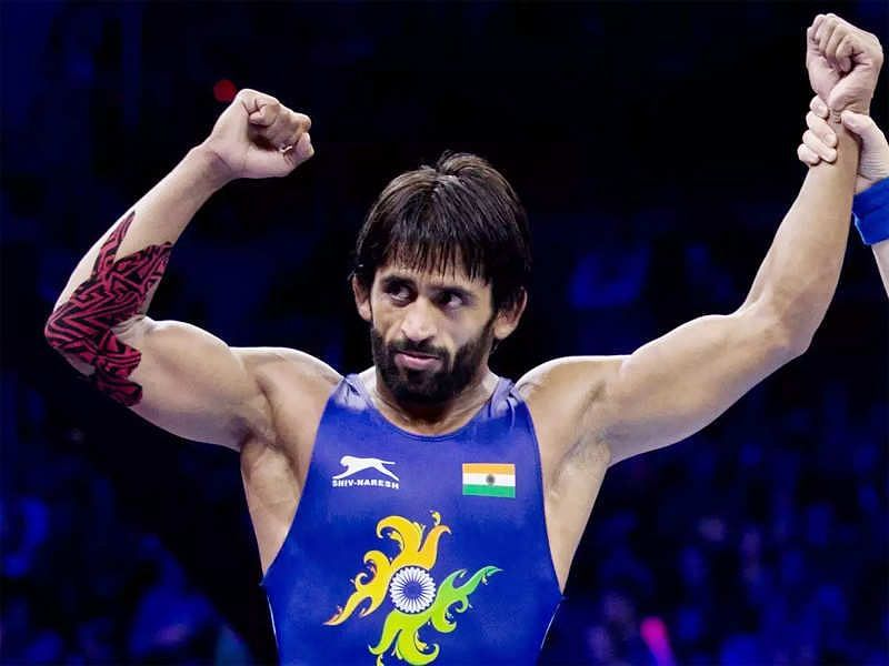 2021 Asian Wrestling Championships: Bajrang Punia, Vinesh Phogat among  Indians gearing up in final build-up to the Tokyo Olympics