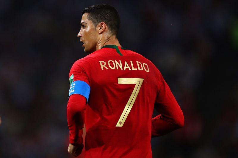 Cristiano Ronaldo captained Portugal to European glory in 2016.