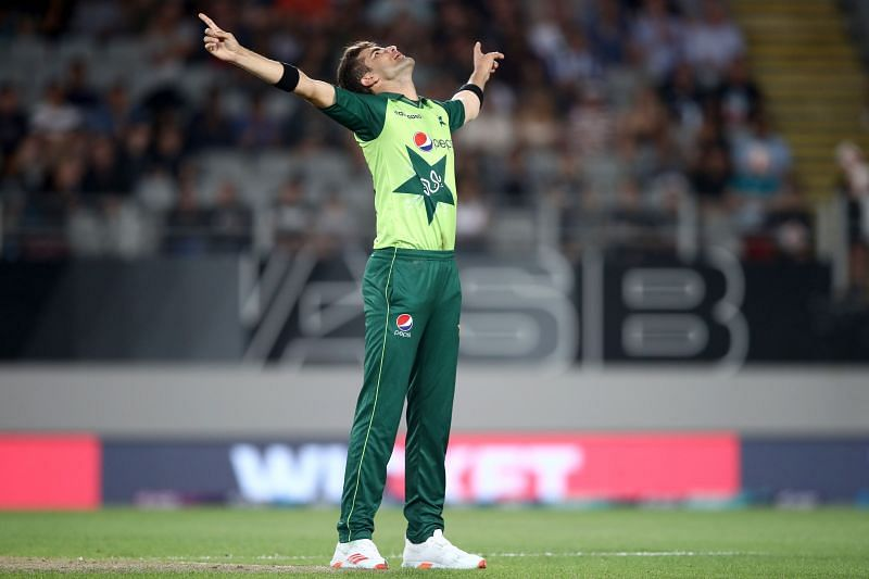 Shaheen Shah Afridi bagged a couple of early wickets.
