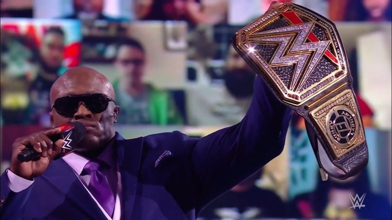 Bobby Lashley knows exactly what he is doing