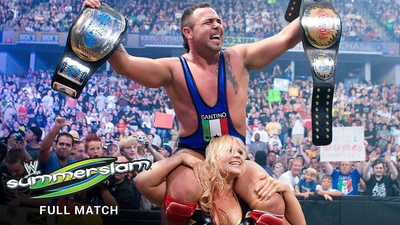 Santino Marella was one of the most hilarious characters in WWE