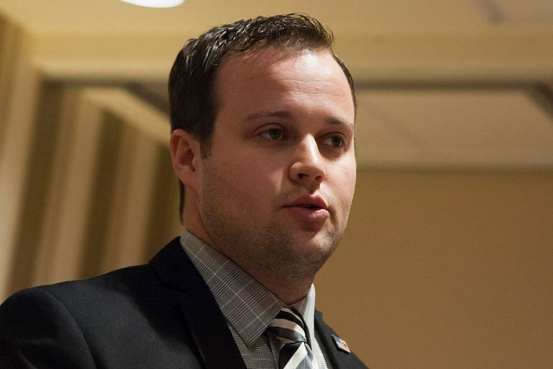 Josh Duggar was arrested on Thursday (Image via Kris Connor/Getty Images)
