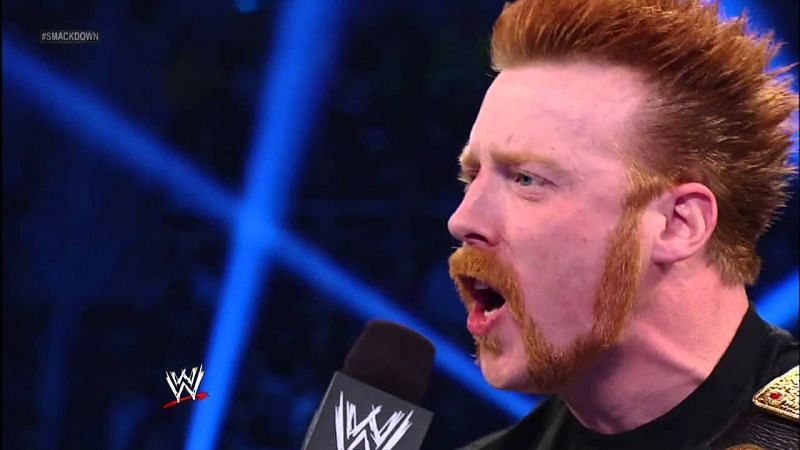 Sheamus has worked for WWE since 2007