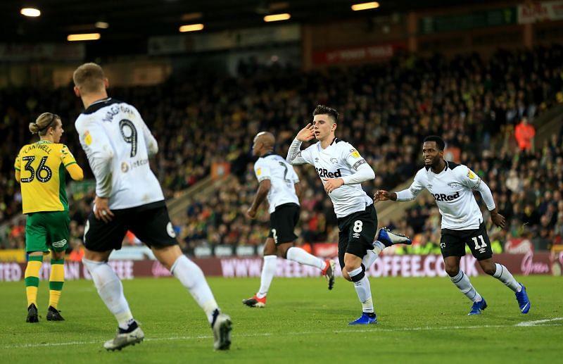 Derby County v Norwich City - EFL Championship