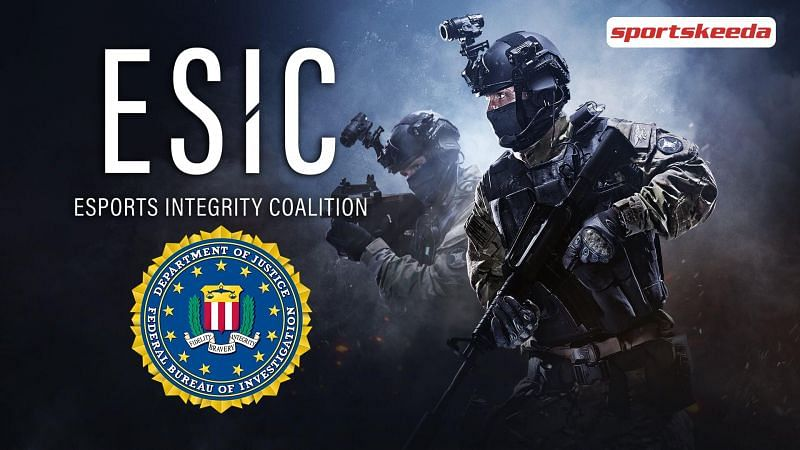 FBI and ESIC investigate match-fixing scandal in North American CSGO (Image via Sportskeeda)